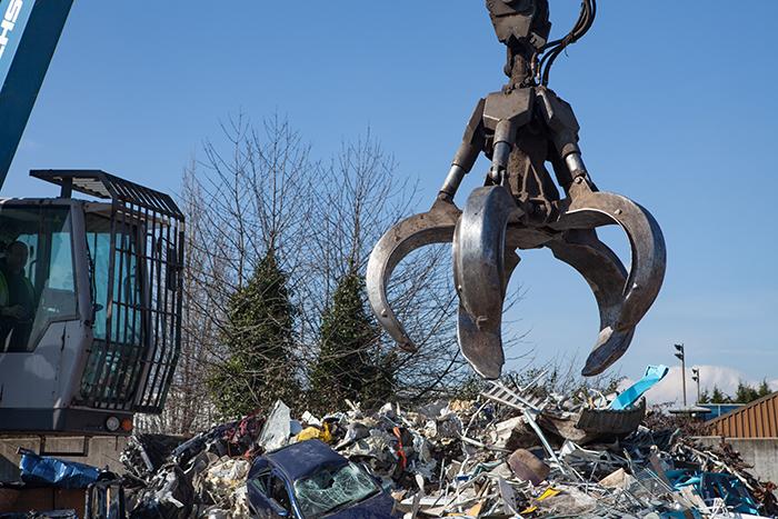 Scrap Metal Recycling in Croydon   New Era Metal Recycling